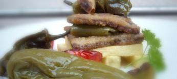 Escalopes a la milanesa con patatas pont neuf
